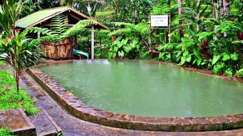 bali angseri hot springs