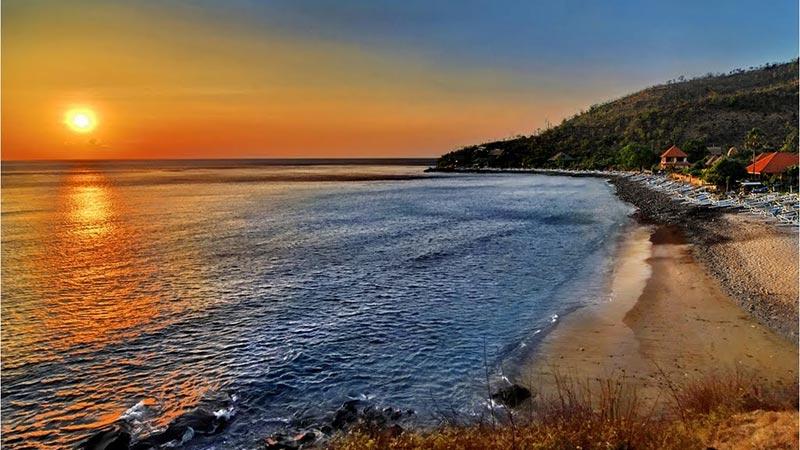 bali beach amed