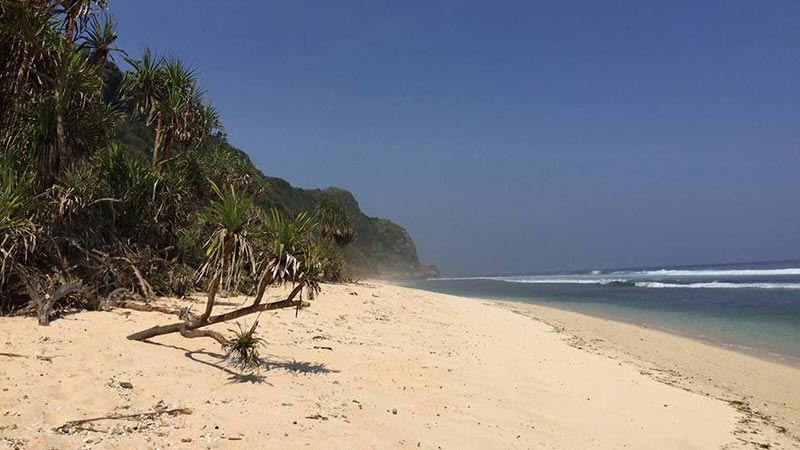 bali beach nyang nyang