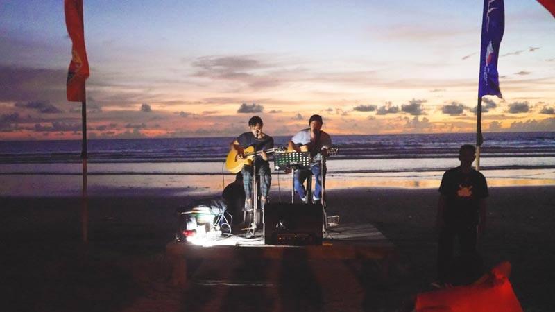 bali beach band