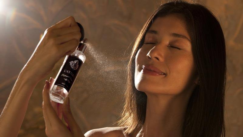 bali perfume making class