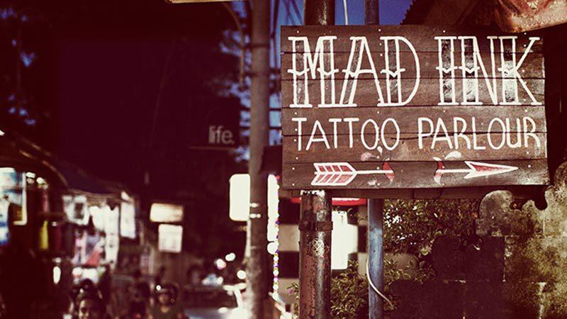 bali tattoo kuta