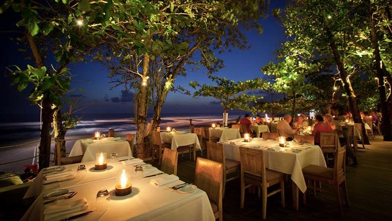 Bali must try activities: Gado Gado restaurant in Seminyak