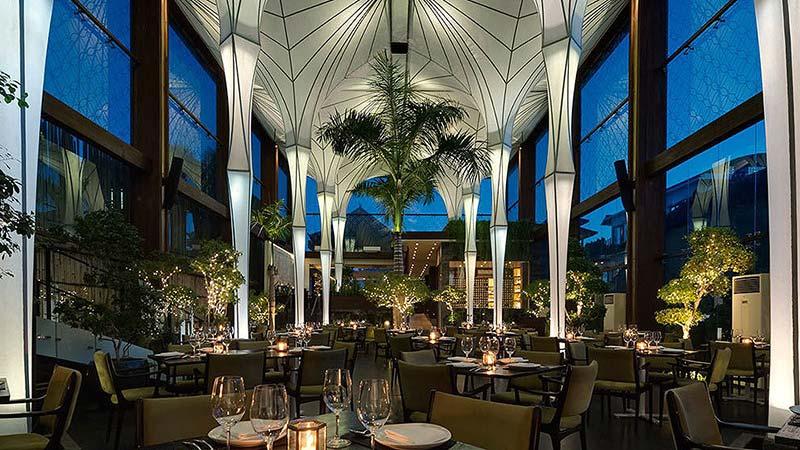 Bali must try activities: Merah Putih restaurant in Seminyak