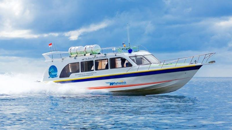 Bali to Gili Islands: A speedboat is the fastest way to get to Gili islands