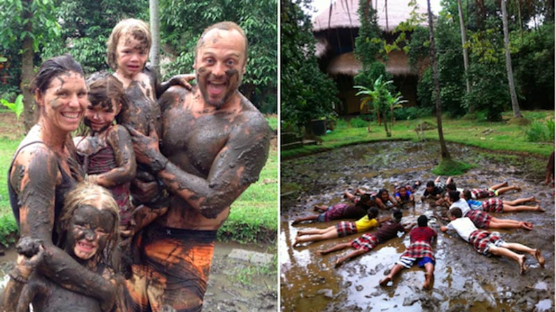 Bali with kids: Green Camp offers great family packages