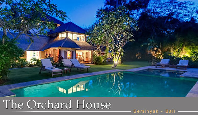 Bali with kids: Easy holiday with kids at The Orchard House