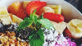 Top 10 breakfast in Bali: Brekafast bowl at Betelnut in Canggu