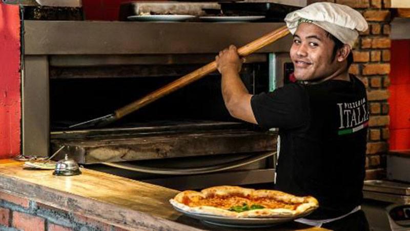 Best pizza in Bali: Pizzeria Italia is the crown jewel of Uluwatu