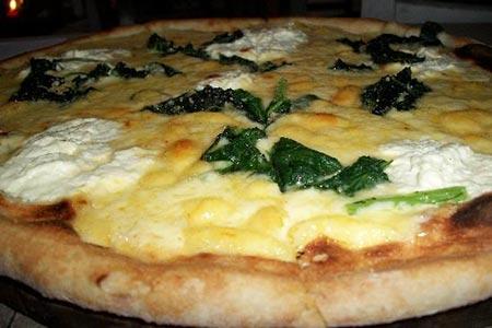 Best pizza in Bali: Cafe Marzano in Ubud