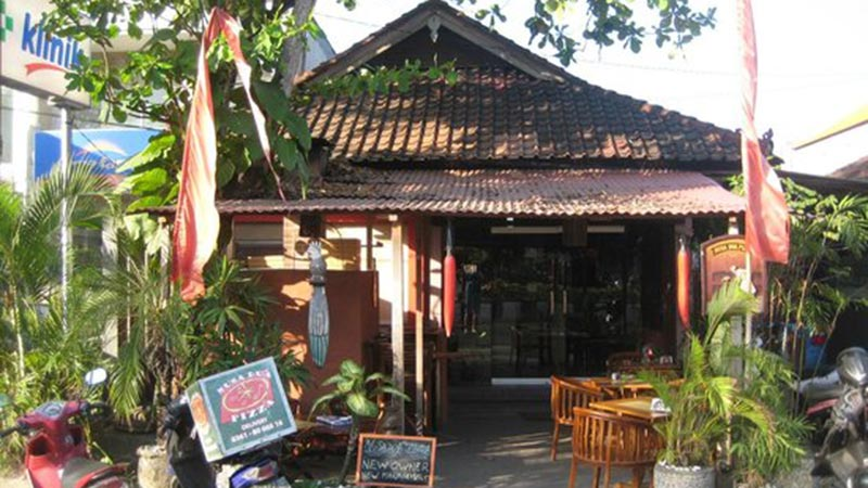 Best pizza in Bali: Nusa Dua Pizza is the southernmost pizzeria on our list