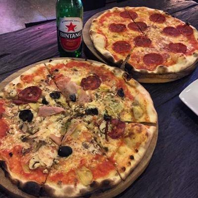 Best pizza in Bali: Pizza Pronto only serves delicious pizzas