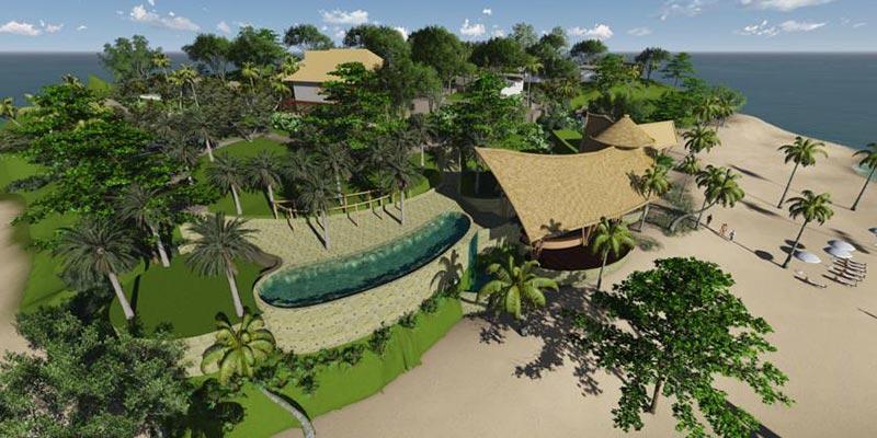 Camping in Bali: Menjangan Dynasty Resort in Northwest bali