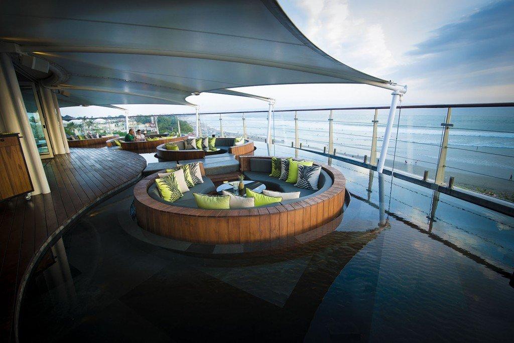 bali double six rooftop bar