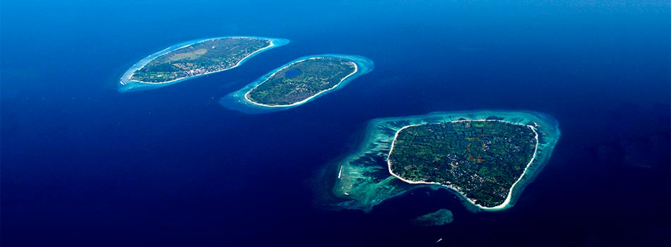 Fast boat tickets to Gili Trawangan, Gili Meno, Gili Air and Lombok