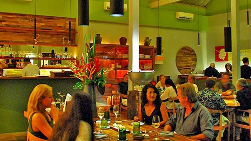 bali locavore restaurant