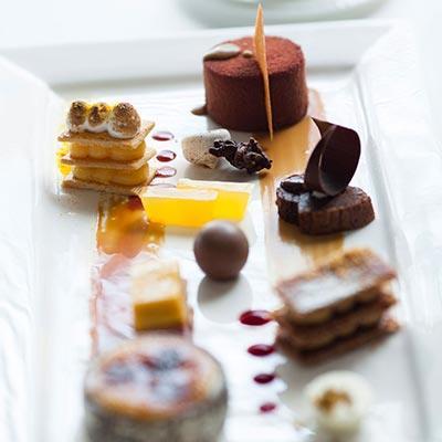 dessert metis restaurant bali