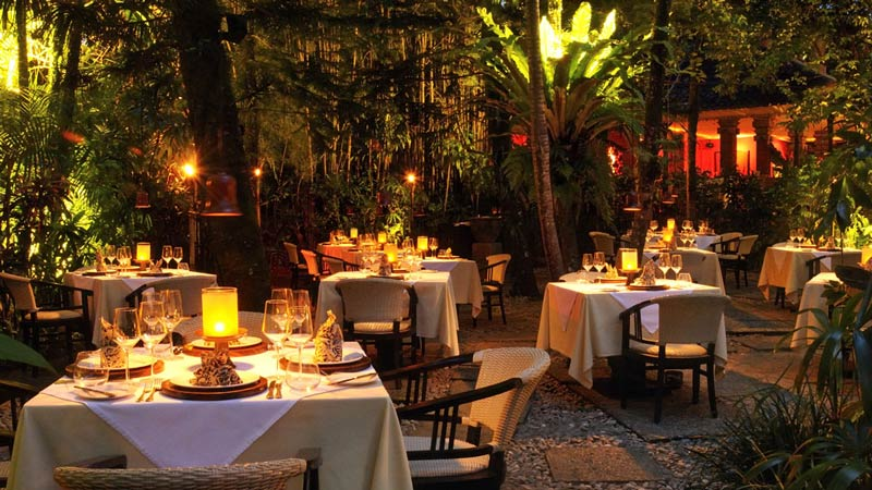 bali mozaic restaurant