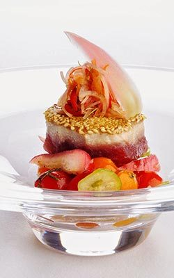 food mozaic restaurant bali