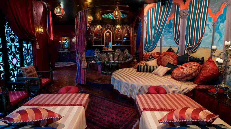 couple massage Prana Spa Bali